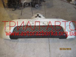 Бампер передний всборе (бампер, усилитель, абсорбер, решетки) на L200 2006-2012 г.в.