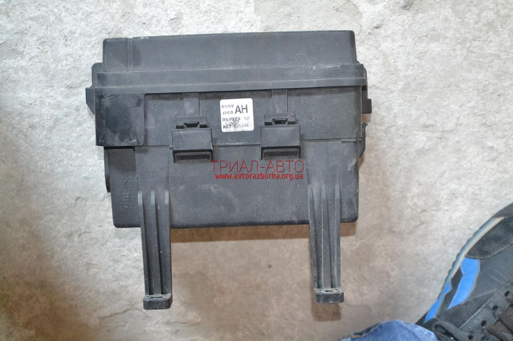 Блок предохранителей мотора на Lacetti 2006-2012 г.в.
