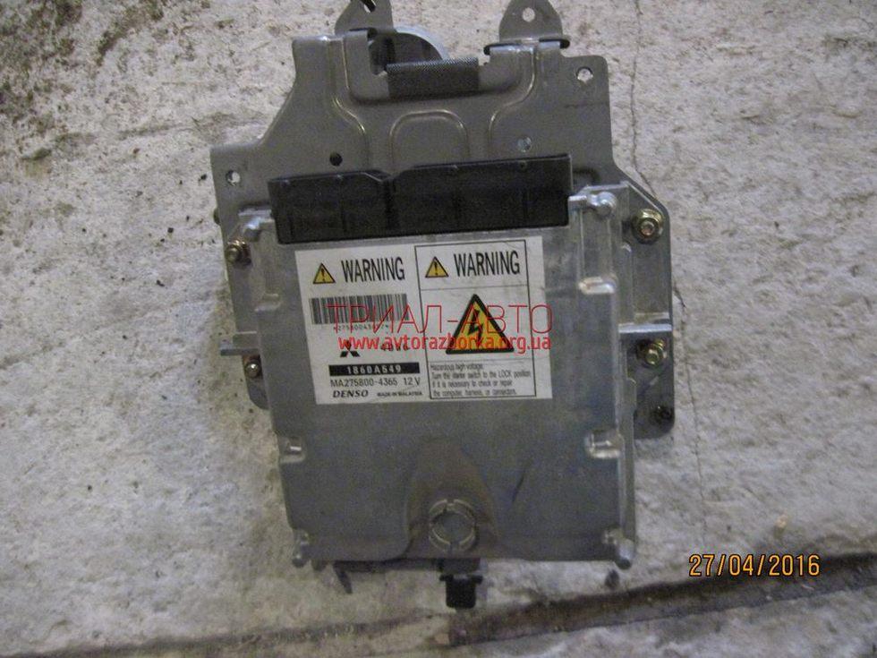 Блок управления двигателем на L200 2006-2012 г.в.
