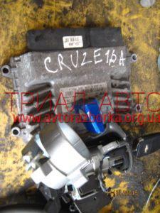 Блок управления двигателем на Cruze 2009-2016 г.в.