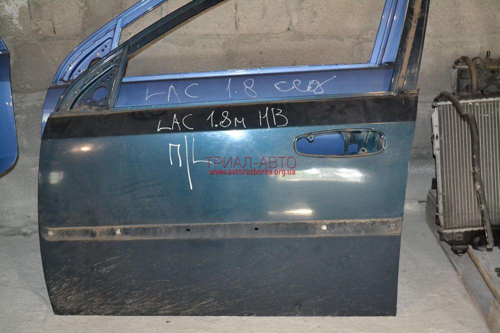 Дверь передняя левая на Lacetti 2006-2012 г.в.