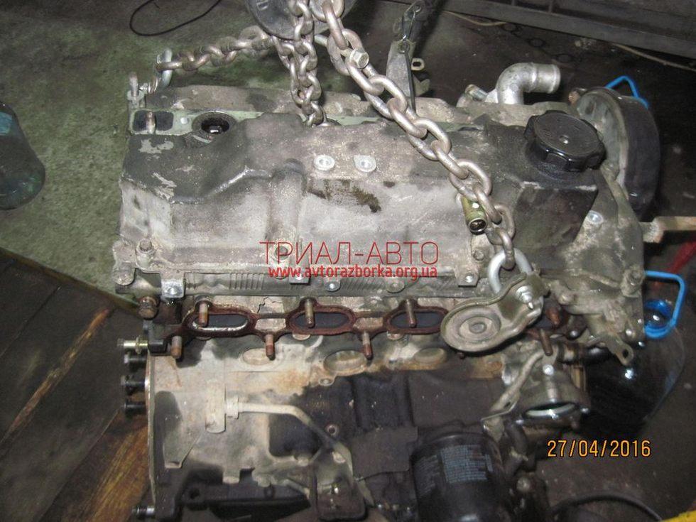 Двигатель на L200 2006-2012 г.в.