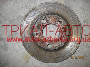 Тормозной диск передний пара на Mazda 3 2003-2009 г.в.