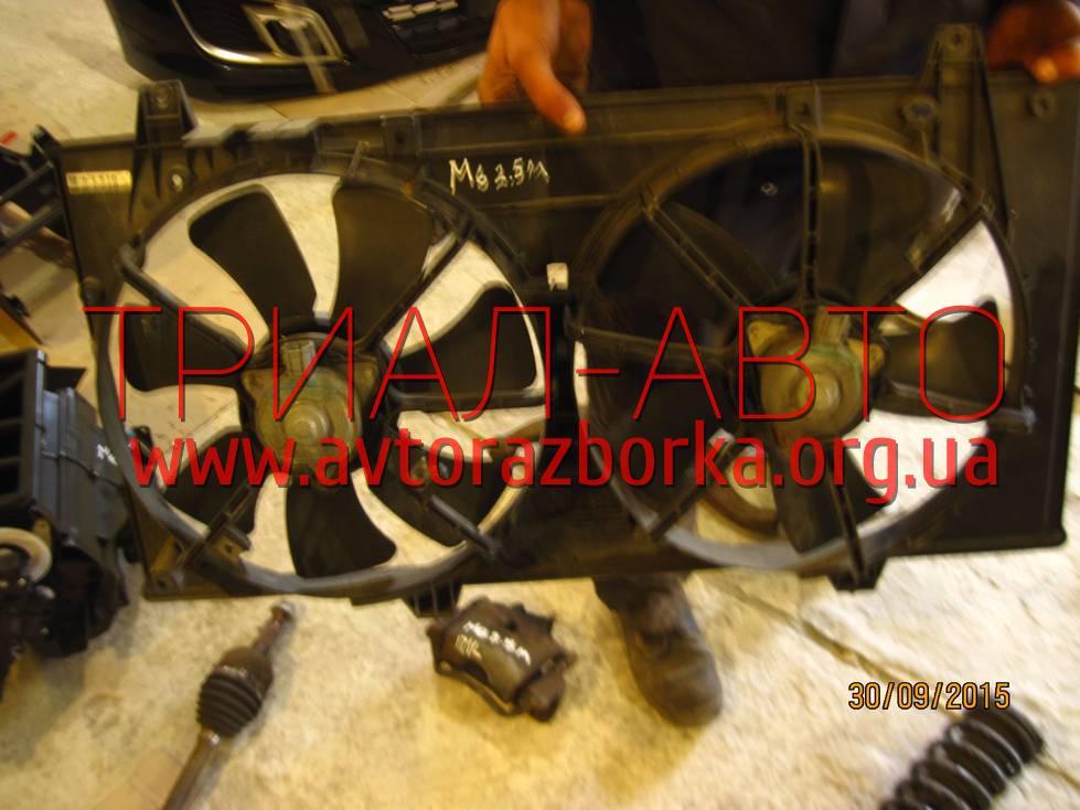 Диффузор на Mazda 6 2008-2012 г.в.