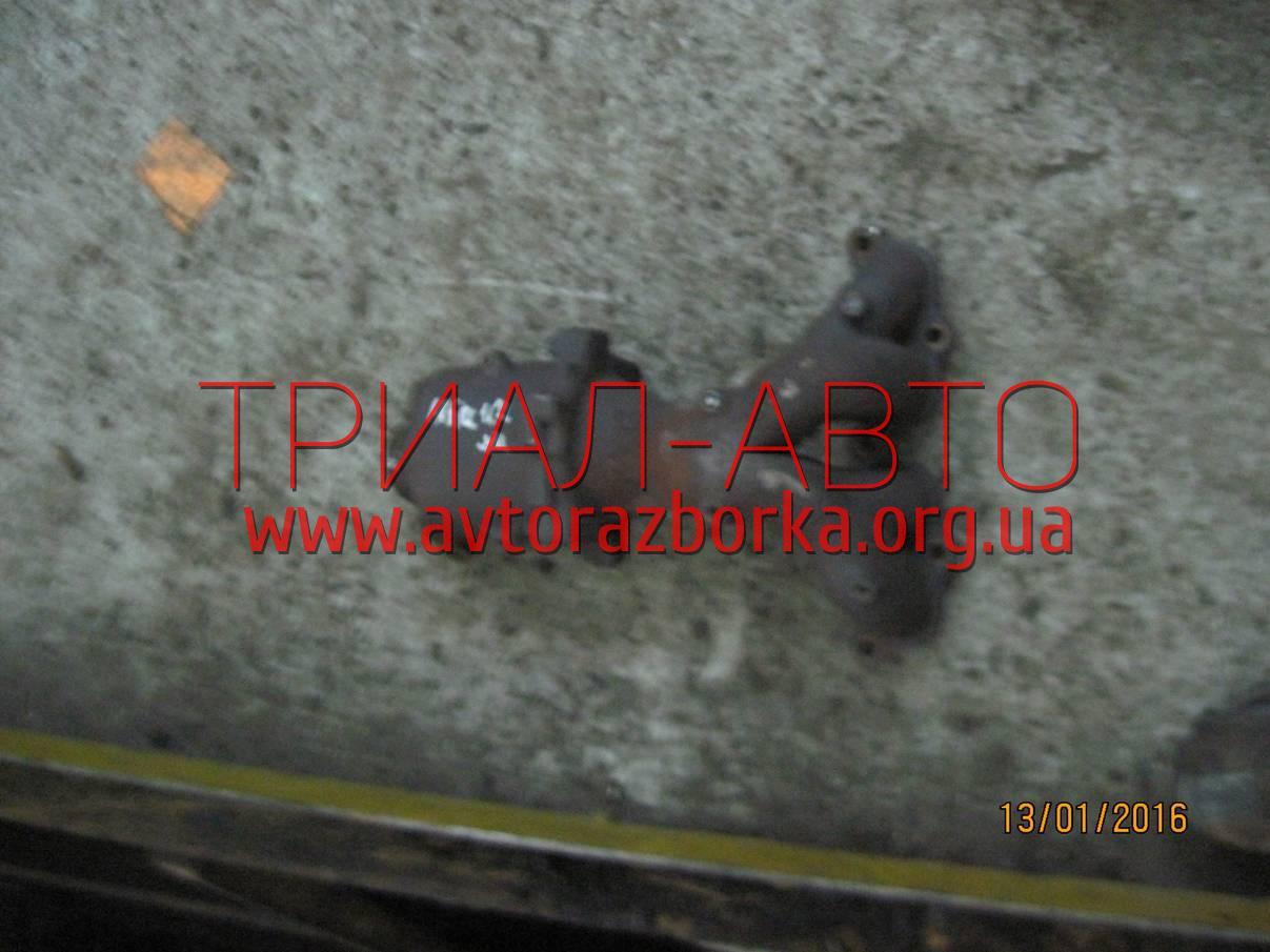 Коллектор выпускной на Micra 2005-2010 г.в.