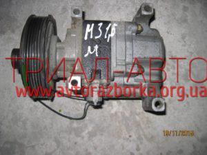 Компрессор кондиционера на Mazda 3 2003-2009 г.в.