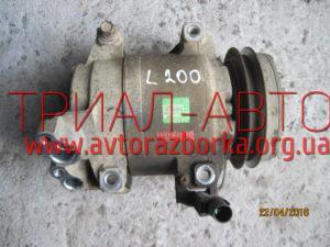 Компрессор кондиционера на L200 2006-2012 г.в.