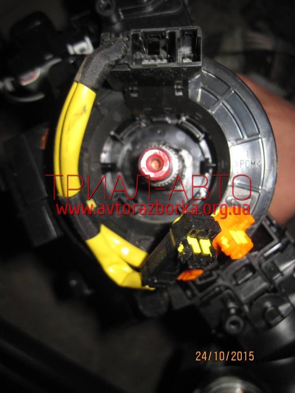Контактное кольцо на Lexus RX 2003-2009 г.в.