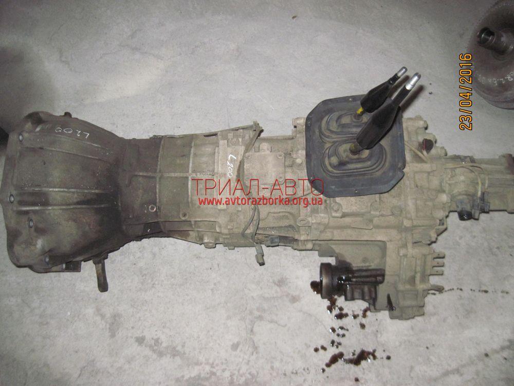 Коробка передач на L200 2006-2012 г.в.