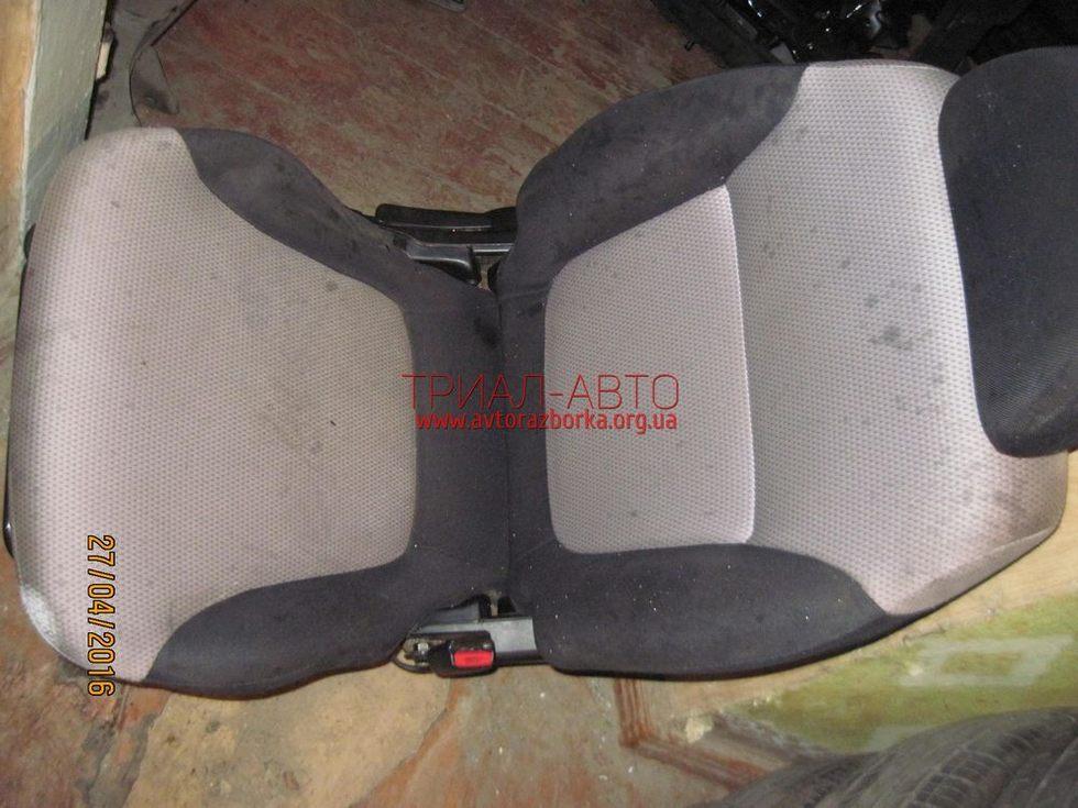 Сиденье переднее на L200 2006-2012 г.в.