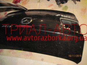 Крышка багажника на Mazda 3 2003-2009 г.в.
