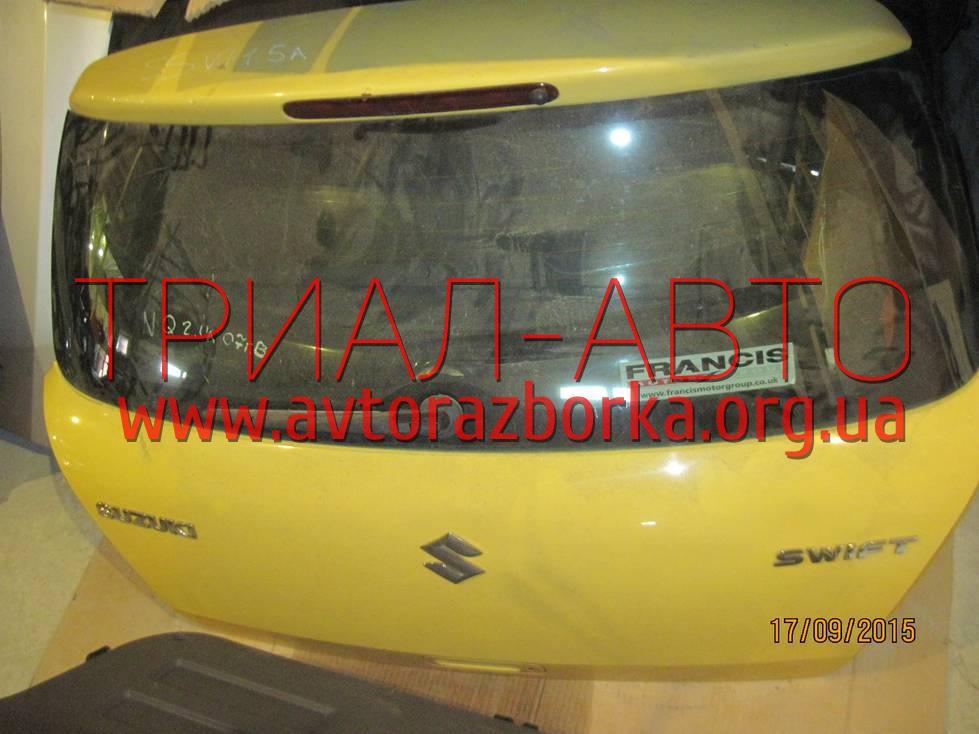 Крышка багажника на Swift 2005-2010 г.в.