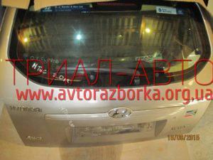 Крышка багажника на Tucson 2004-2012 г.в.