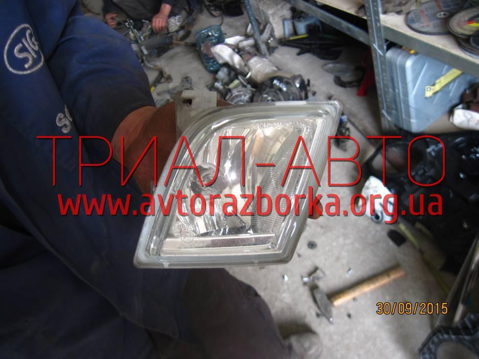 Противотуманка на Mazda 6 2008-2012 г.в.