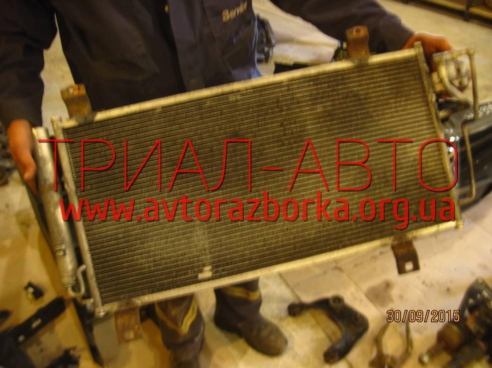 Радиатор кондиционера на Mazda 6 2008-2012 г.в.
