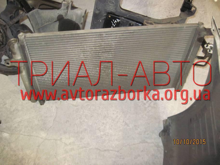 Радиатор кондиционера на Accent 2006-2010 г.в.