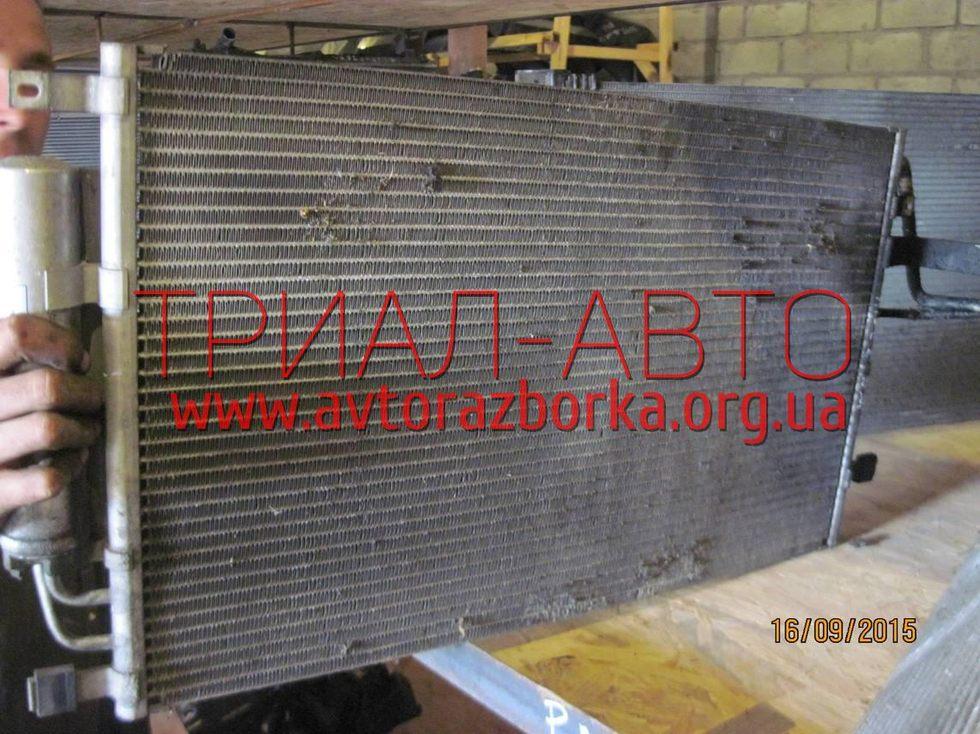 Радиатор кондиционера на Tucson 2004-2012 г.в.