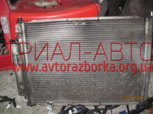 Радиатор кондиционера на Micra 2005-2010 г.в.