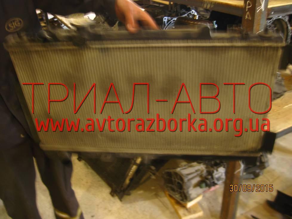 Радиатор основной на Mazda 6 2008-2012 г.в.