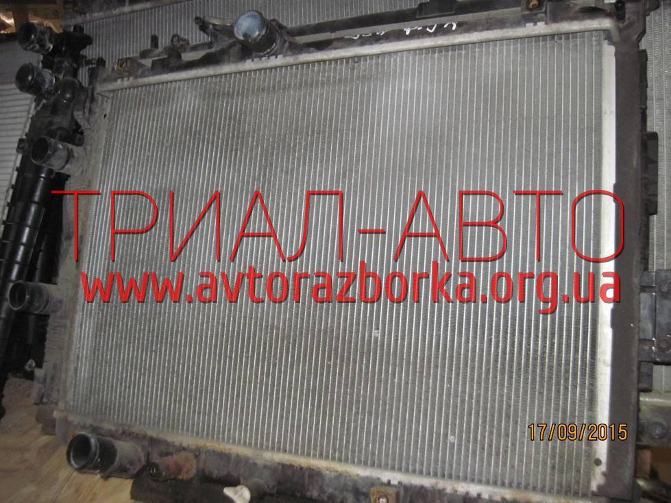 Радиатор основной на Swift 2005-2010 г.в.
