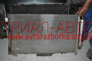 Радиатор кондиционера на Forester 2006-2007 г.в.