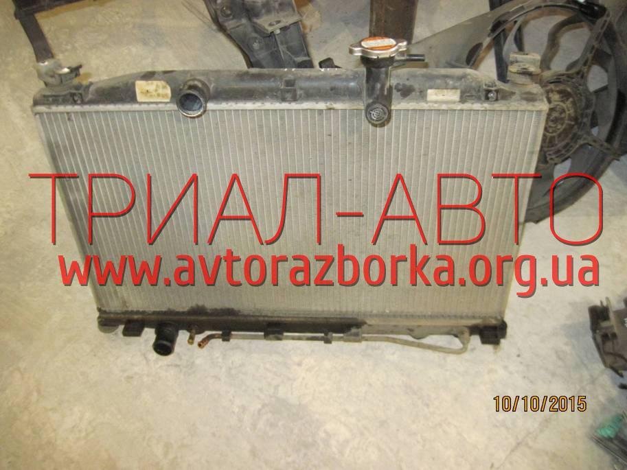 Радиатор основной на Accent 2006-2010 г.в.
