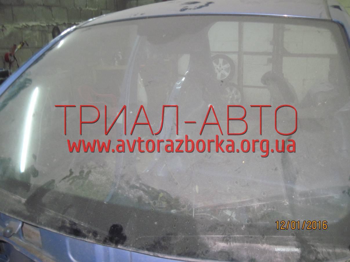 Стекло лобовое на Micra 2005-2010 г.в.