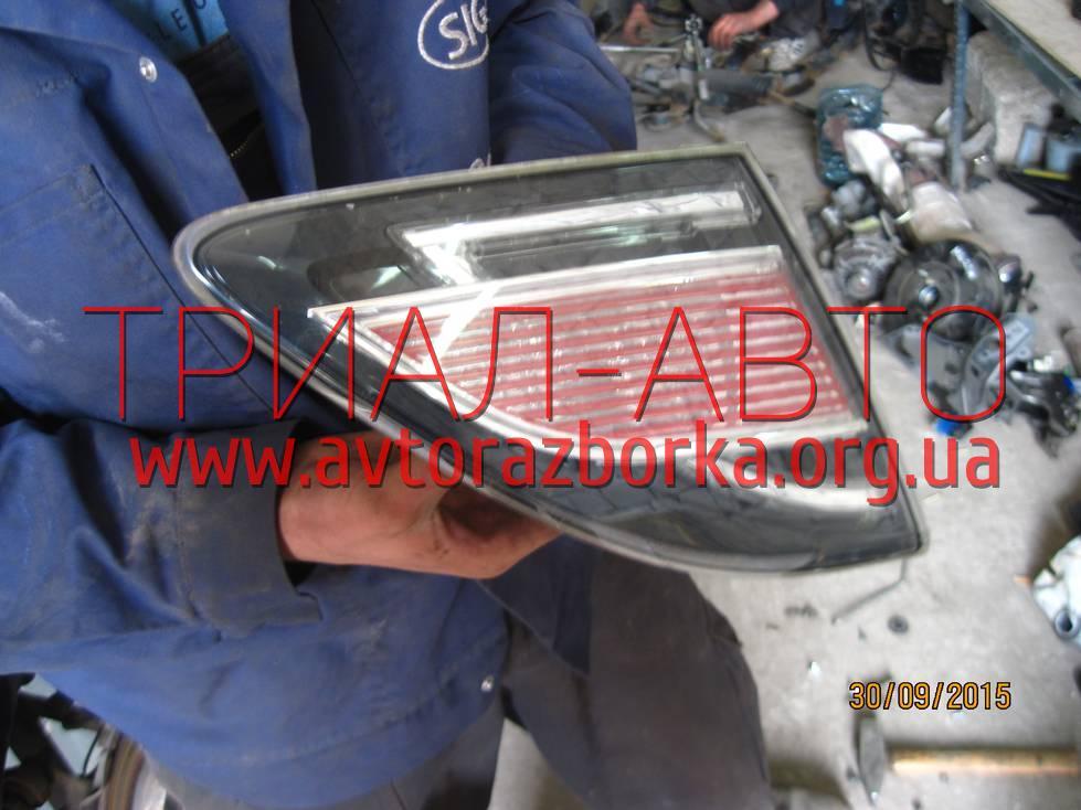 Фонарь внутренний на Mazda 6 2008-2012 г.в.