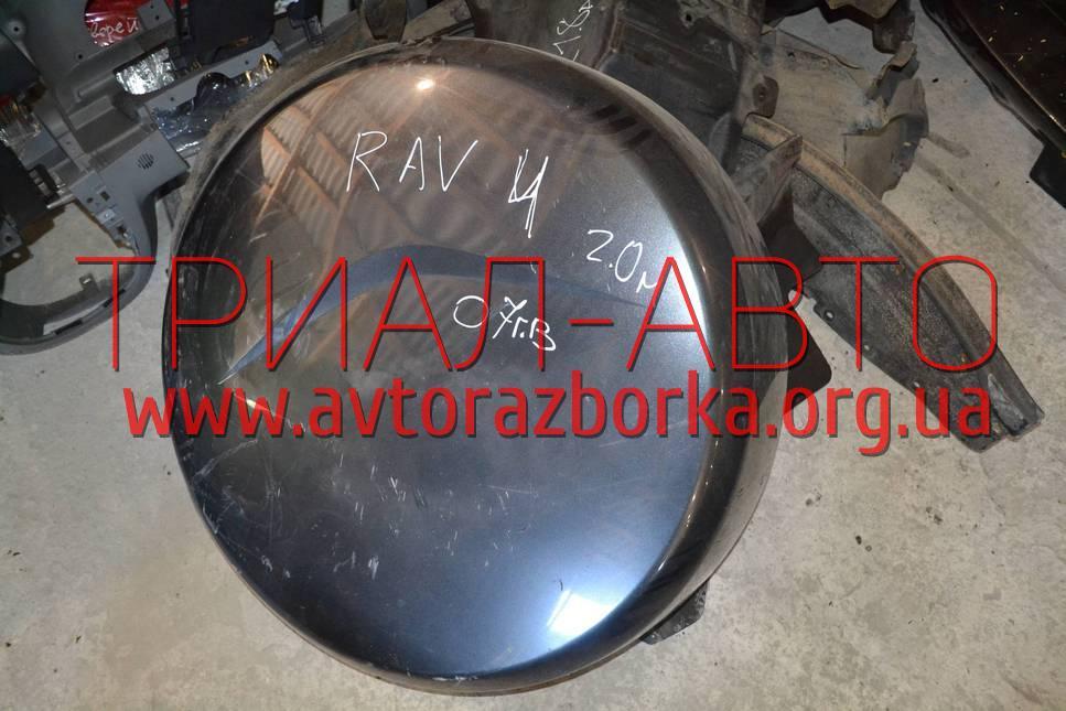 Чехол запаски на RAV 4 2006-2012 г.в.