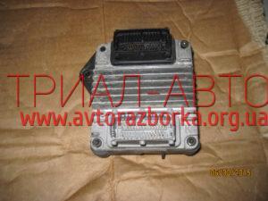 Блок управления двигателем на Aveo 3 2006-2011 г.в.