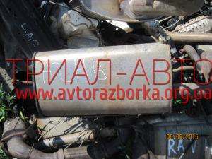 Глушитель на Aveo 3 2006-2011 г.в.