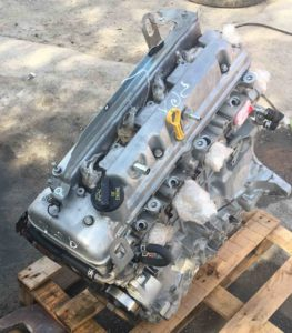 Двигатель 2,0 J20A на Grand Vitara 2006-2013 г.в.