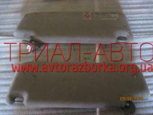 Козырек солнцезащитный на PRADO 120 2003 — 2009 г.в.