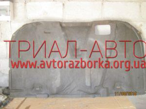 Обшивка капота на PRADO 120 2003 — 2009 г.в.
