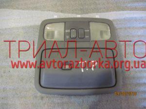 Плафон салона передний на PRADO 120 2003 — 2009 г.в.
