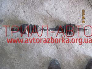 Полуось передняя левая на Aveo 3 2006-2011 г.в.