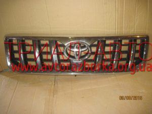 Решетка радиатора на PRADO 120 2003 — 2009 г.в.