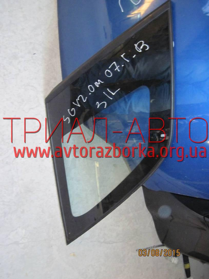 Стекло боковое в кузов на Grand Vitara 2006-2013 г.в.