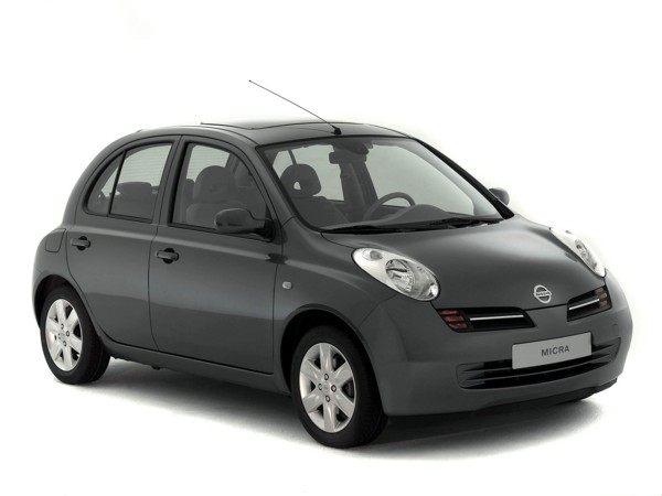 Разборка Nissan Micra 2005-2010 г.в.