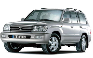 Разборка Toyota Land Cruiser 100 1998 — 2006 г.в.