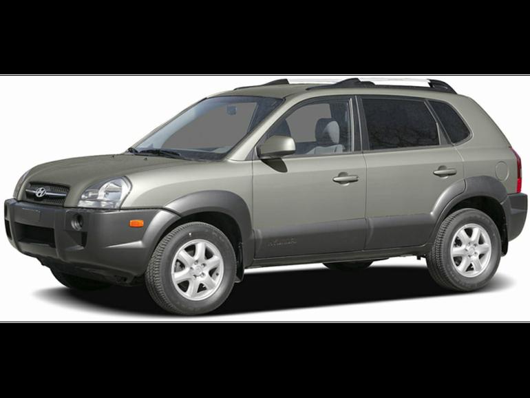 Разборка Hyundai Tucson 2004-2012 г.в.