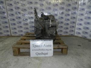 Коробка передач передний привод на Qashqai 2007-2013 г.в.