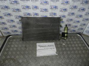 Радиатор кондиционера на Qashqai 2007-2013 г.в.
