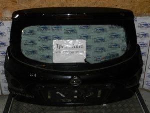Крышка багажника на Qashqai 2007-2013 г.в.