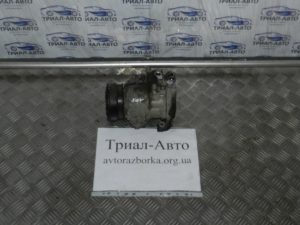 Компрессор кондиционера на Grand Vitara 2006-2013 г.в.