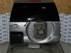 Крышка багажника под запаску на PRADO 120 2003 — 2009 г.в.
