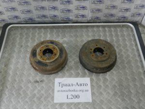 Барабан тормозной пара MN102439 на L200 2006-2012 г.в.