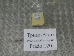 Блок комфорта на PRADO 120 2003 — 2009 г.в.