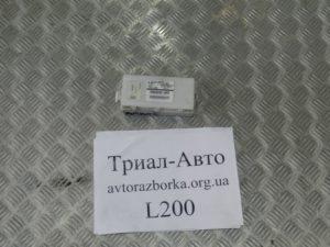 Блок комфорта на L200 2006-2012 г.в.