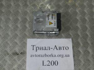Блок управления двигателем комплект 1860A549 на L200 2006-2012 г.в.